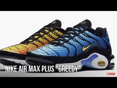 2e6eab701c0835 Air Max Plus Tn Greedy (2018) - YouTube