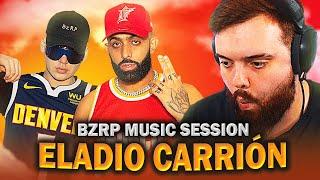 REACCIONANDO a BIZARRAP Music Sessions #40   Eladio Carrión
