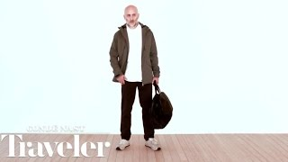 Why Steven Alan Designed Pants With Travel in Mind thumbnail