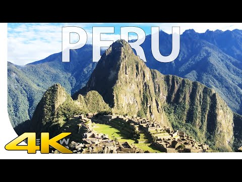 [4K] Machu Picchu -  Peru - Cinematic | [UHD] [Ultra HD] [2160p]