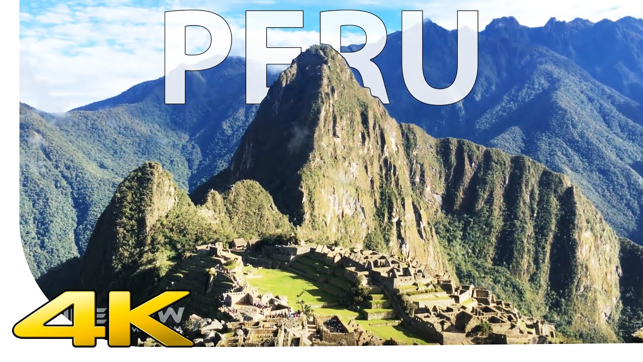 Resultado de imagem para Machu Picchu, Peru in 4K Ultra HD