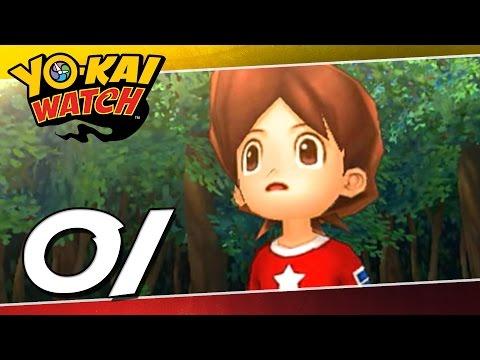 ภูตผีญี่ปุ่น โยไควอช ! | YO-KAI WATCH - Part 1 [3DS]