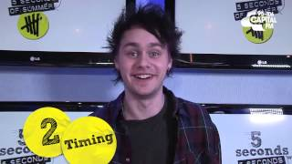 5 seconds with 5 seconds of summer michael