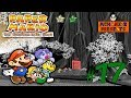 Let's Play! - Paper Mario: The Thousand-Year Door Part 17: Escape The Tree!