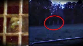 5 Creepy Ghost Videos You've Never Seen