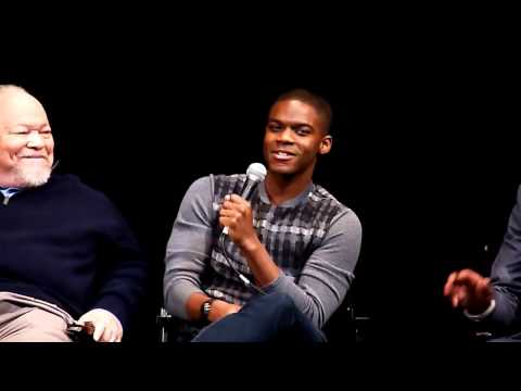 Jovan Adepo ('Fences') on feeling intimidated by Denzel Washington