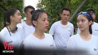 Phương Oanh xin rút lui khỏi thử thách và phản ứng bất ngờ của các mỹ nhân khác   Mỹ Nhân Hành Động