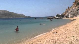 ΚΑΠΕ beach Sounio part 1