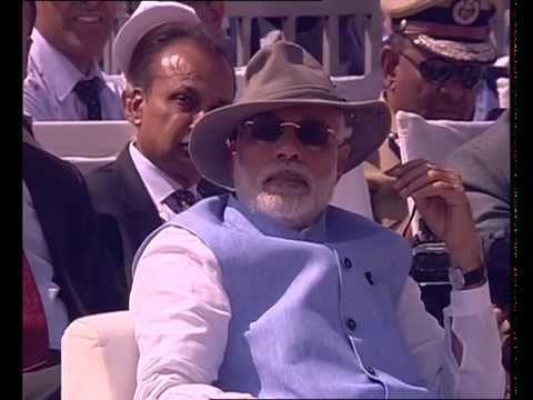 PM Modi in Bangaluru: At Aero India 2015