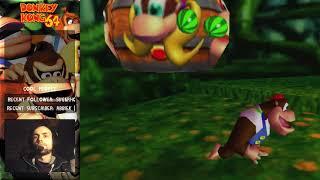 TSA: Donkey Kong 64 (Wii U VC) - 101% Playthrough (5/?)