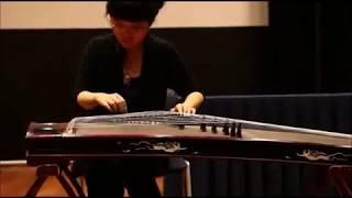 Chinese Music - Zheng 渔舟唱晚 @ Eindhoven, Netherlands