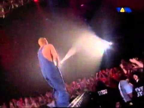 Eminem - Under the Influence (live)