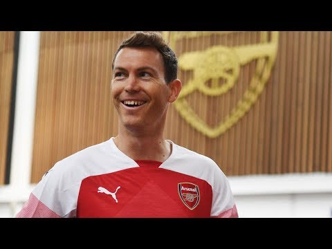 Welcome to Arsenal, Stephan Lichtsteiner!