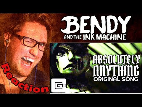 """BENDY AND THE INK MACHINE SONG (ft. OR3O) """"Absolutely Anything"""" 