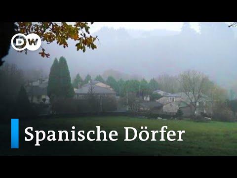 Spanien: Neue Zukunft für verlassene Dörfer? | Fokus Europa