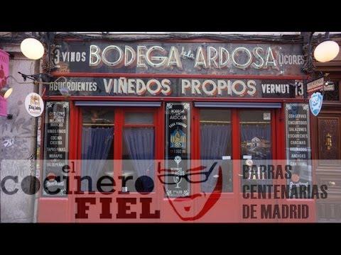 SEIS BARRAS CENTENARIAS DE MADRID