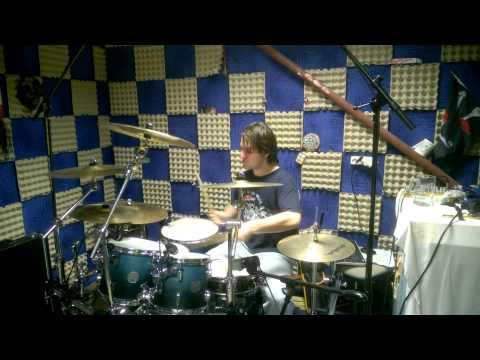 Parahybana nahrávání - bicí