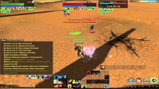 ArcheAge 2.5 : PvP за Храмовника на ристалище(в этом видео показано несколько моих боёв на новой арене