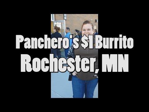Rochester, MN. Panchero