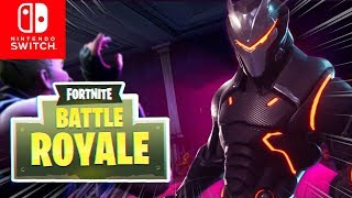 🔴 OMEGA SKIN get through BATTLE PASS 4 Level 100! | Fortnite Nintendo Switch