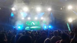 Andy C @ Bassrush massive 4.5.2014 (part 1)