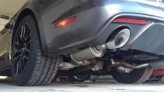 2015 Mustang GT w/ Roush Axle Back