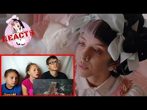 Kids React to Melanie Martinez - Mad Hatter Official Video
