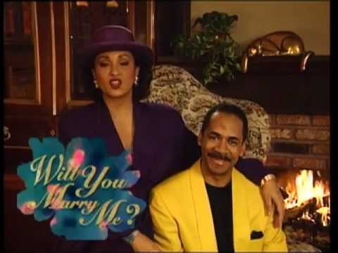 Will You Marry Me  01 Act 04 Celebrity Proposal B Daphne Maxwell Reid and Tim Reid
