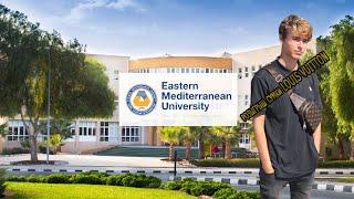 Vlog №1/Первый день в лучшем университете на Кипре/Eastern Mediterranean University