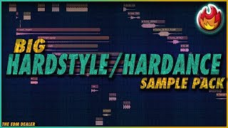 [2019] NEW BIG HARDSTYLE SAMPLE PACK | KICK, CLAPS, SNARES, FX, LOOPS & MANY MORE [FREE DOWNLOAD]