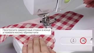 видео Швейно-вышивальная машина Brother Innov-is M280D