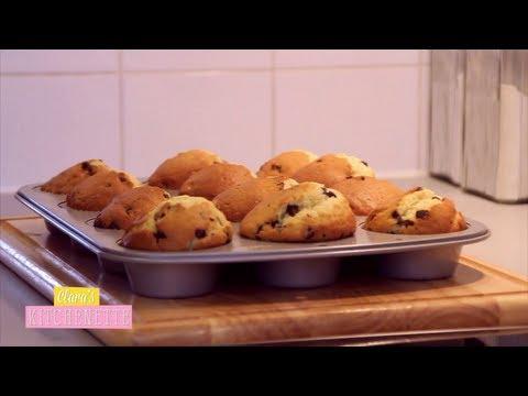 les-muffins-aux-pepites-de-chocolat---clara's-kitchenette---episode-10