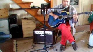 Tell Laura I Love Her - Ricky Valance - Acoustic Cover - Danny McEvoy