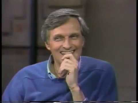 Alan Alda On Late Night, May 19, 1986