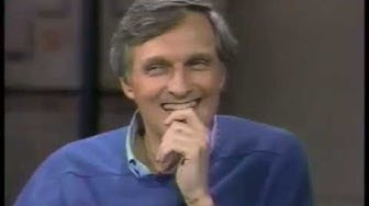 Alan Alda on Letterman, May 19, 1986
