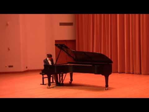 Aubrey Johnson Recital - Part I