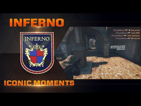 CS:GO - The Most Iconic Major Moments on Inferno