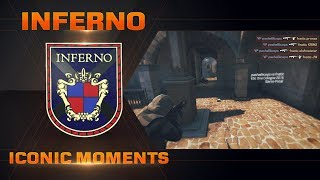 CS:GO - The Most Iconic Moments on Inferno