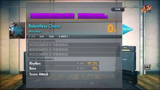 Rocksmith 2014 CDLC: Miss May I - Relentless Chaos (Lead) Redone