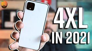 Google Pixel 4 XL in 2021   The BEST Pixel to buy in 2021?!