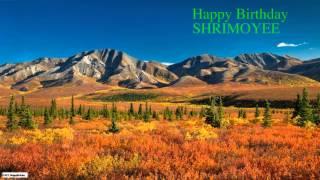 Shrimoyee   Nature & Naturaleza