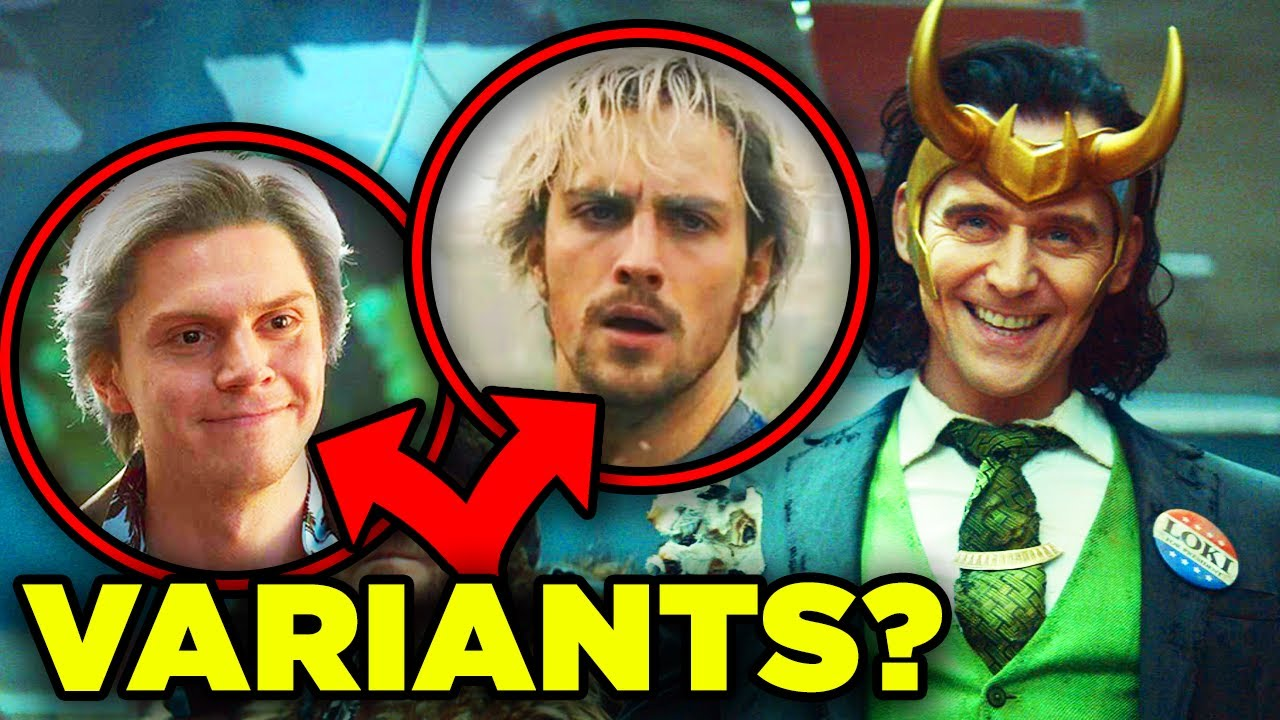 LOKI Variants Confirmed to Explain Multiverse & Evan Peters? EXCLUSIVE Interview w/ Loki Creator!