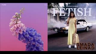 Flume ft. Kai vs. Selena Gomez ft. Gucci Mane -  Fetish Like You