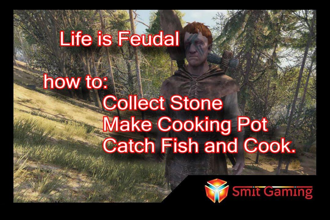Cooking pot life is feudal ролевая игра покемоны с админами
