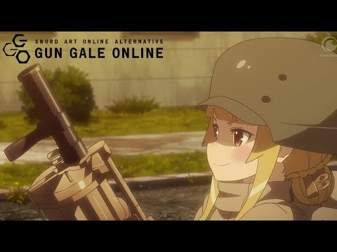 Rain Of Death | Sword Art Online Alternative: Gun Gale Online