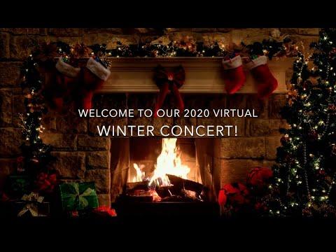 Redlands eAcademy Winter Choir Concert 2020