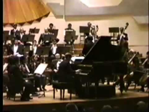TIMOTHY DURKOVIC: Tchaikovsky Piano Concerto No. 1, Part 1 of 3