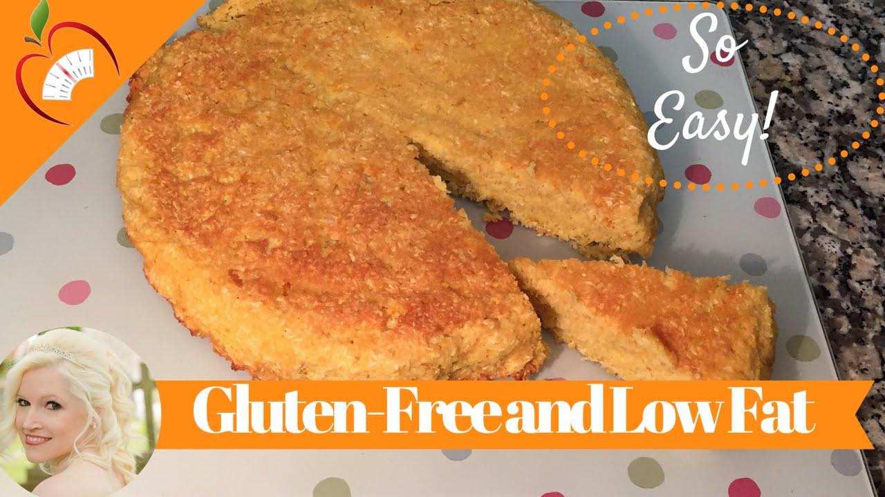 Healthy orange cake recipe