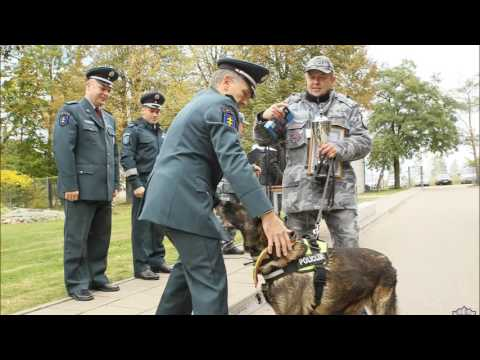 IN MEMORIAM GRAND, LITHUANIAN POLICE K-9 OFFICERS