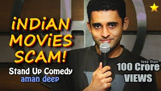 indian entertainment in 5 min or less - aman deep